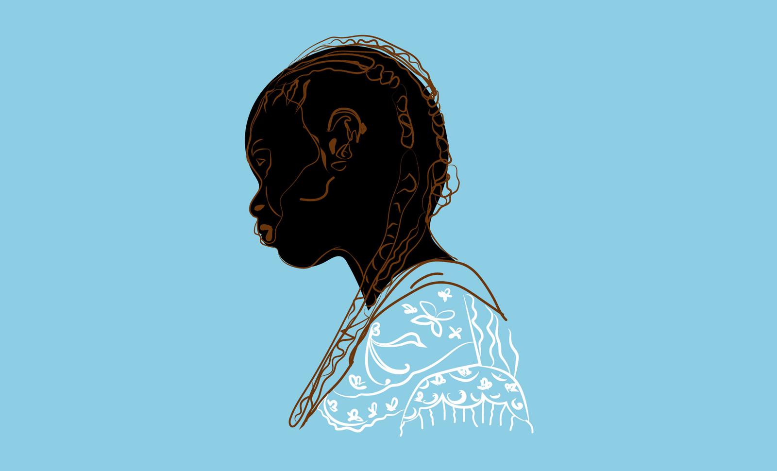 Racial equity - Ilustração