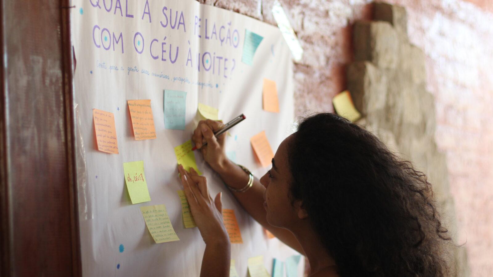 """<p><span style=""""font-weight: 400;"""">Por meio de metodologias colaborativas, Silo realiza laboratórios que trazem soluções para sistema alimentar em tríplice fronteira do Sudeste brasileiro </span></p>"""