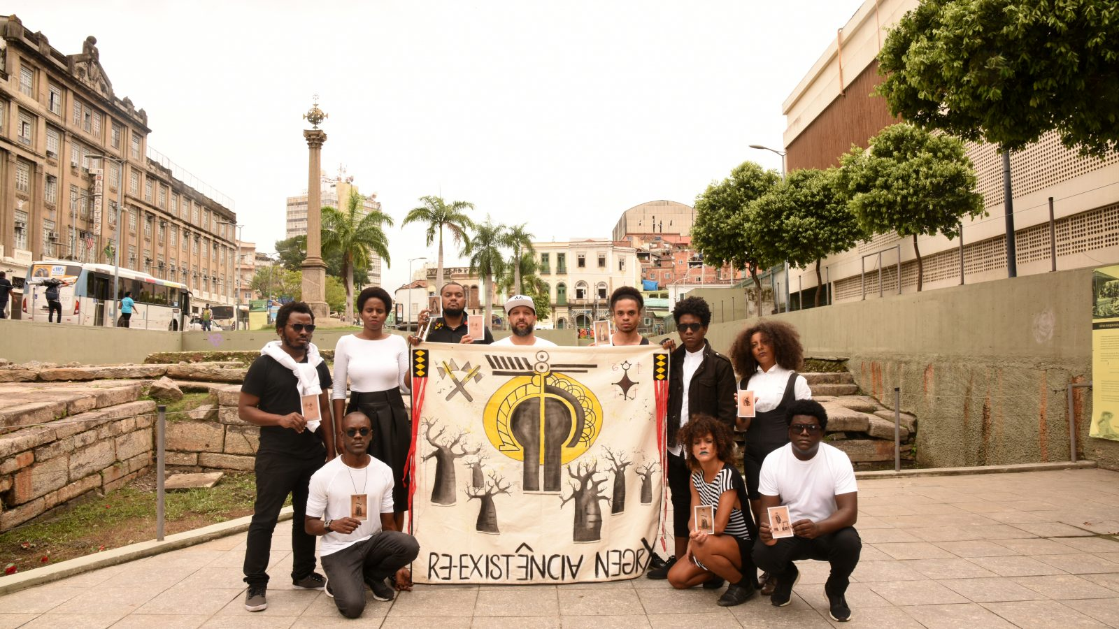 """<p><span style=""""font-weight: 400;"""">Amefricanidades: Visões ameríndias e negras sobre território e sociedade brasileiros se encontram em nova iniciativa do Coletivo Legítima Defesa</span></p>"""