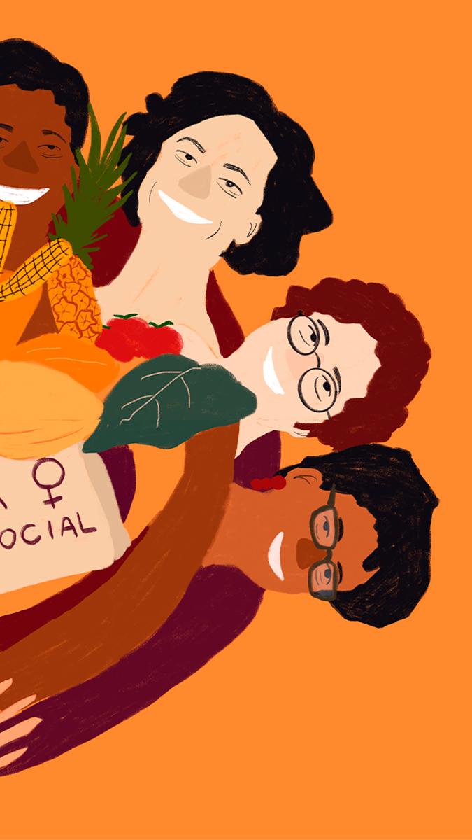 <p>A participação das mulheres na mudança dos sistemas alimentares sob a visão de suas protagonistas evidencia a importância da perspectiva de gênero neste campo</p>