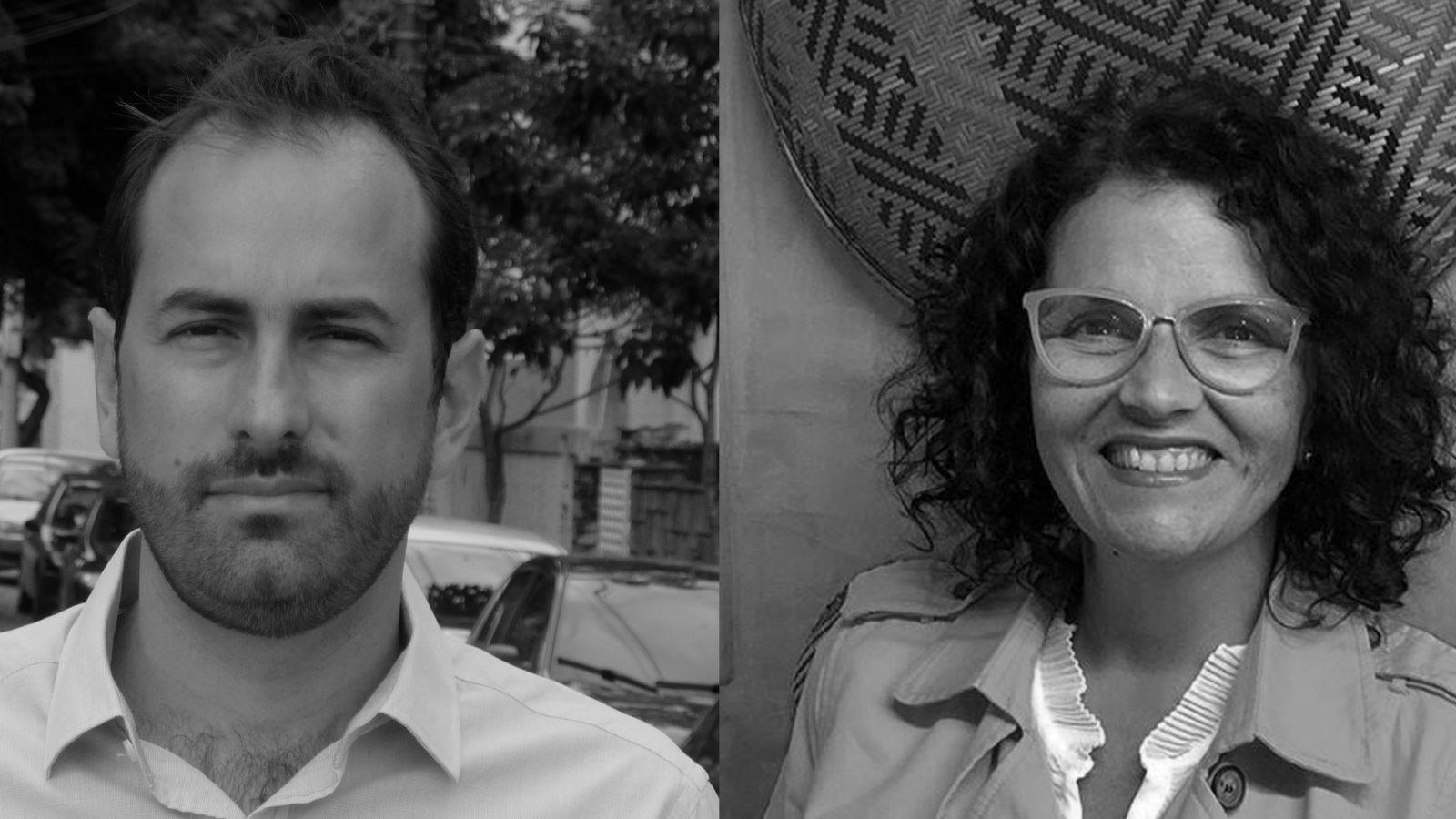 <p>Ana Valéria Araújo e José Marcelo Zacchi falam sobre aspectos da defesa da democracia pela filantropia</p>